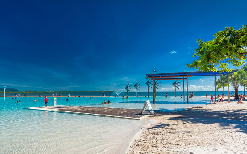 Tropical North Queensland Accommodation Whitsundays
