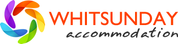 Accommodation Whitsundays Logo