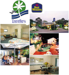Travellers Motor Village - Accommodation Whitsundays