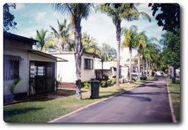 Finemore Tourist Park - Accommodation Whitsundays