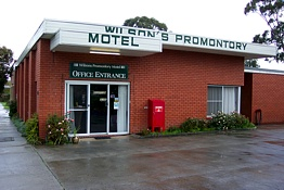 Wilsons Promontory Motel - Accommodation Whitsundays