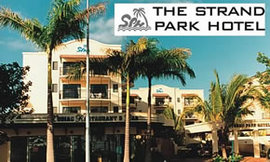 Strand Park Hotel - Accommodation Whitsundays