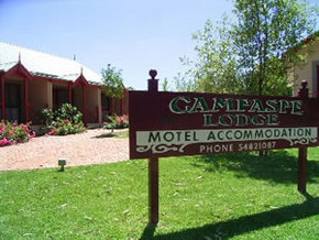 Campaspe Lodge - Accommodation Whitsundays