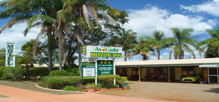 Avocado Motor Inn - Accommodation Whitsundays