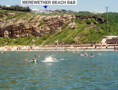 Merewether Beach B And B - Accommodation Whitsundays