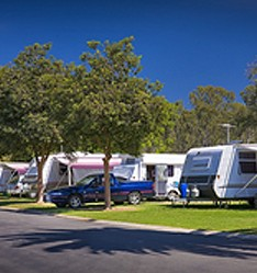 Yarrawonga Holiday Park - Accommodation Whitsundays