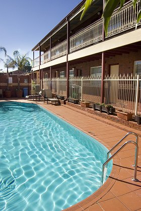Quality Inn Railway - Accommodation Whitsundays