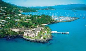 Coral Sea Resort - Accommodation Whitsundays