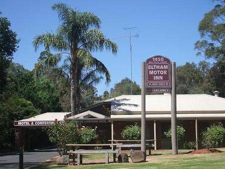 Eltham Motor Inn - Accommodation Whitsundays