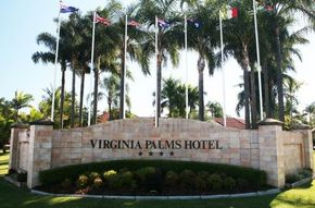 Brisbane International - Virginia - Accommodation Whitsundays