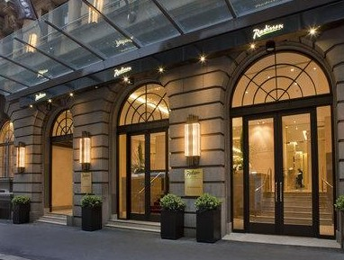 Radisson Plaza Hotel Sydney - Accommodation Whitsundays