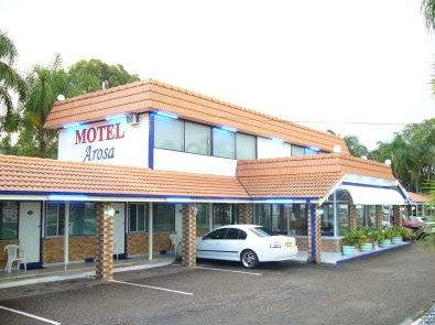 Arosa Motel - Accommodation Whitsundays
