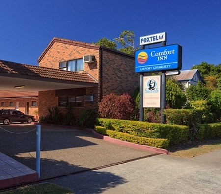 Airport Admiralty Motel - Accommodation Whitsundays