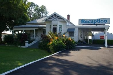 Colonial Court Motor Inn - Accommodation Whitsundays