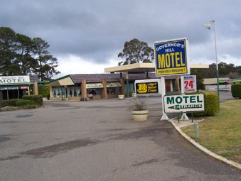 Governors Hill Motel - Accommodation Whitsundays