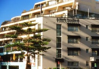 Manly Paradise Motel And Apartments - Accommodation Whitsundays