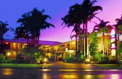 Sapphire Waters Motor Inn - Accommodation Whitsundays
