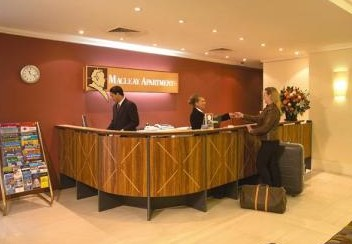 Macleay Serviced Apartment Hotel - Accommodation Whitsundays