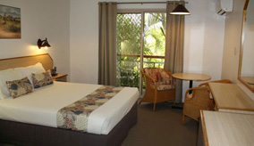 Colonial Village Motel - Accommodation Whitsundays