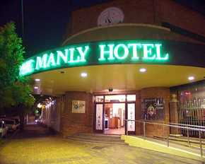 The Manly Hotel - Accommodation Whitsundays