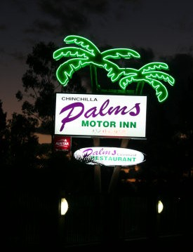 Chinchilla Palms Motor Inn - Accommodation Whitsundays