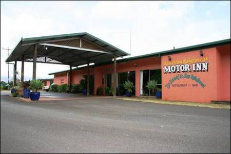 Atherton Rainforest Motor Inn - Accommodation Whitsundays