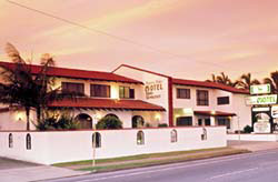Comfort Inn Marco Polo Motel - Accommodation Whitsundays