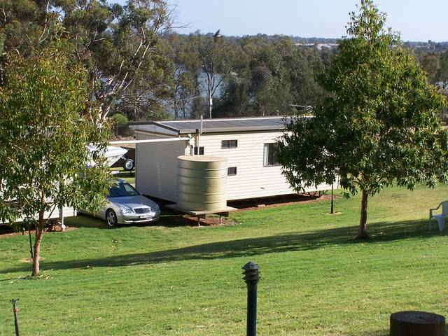 Robinvale Weir Caravan Park - Accommodation Whitsundays