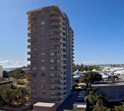 Newport Apartments Mooloolaba - Accommodation Whitsundays