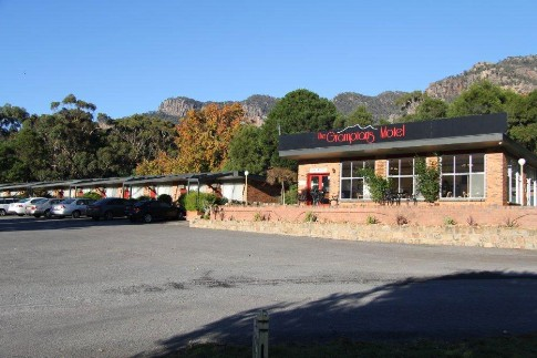 Grampians Motel - Accommodation Whitsundays
