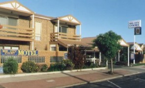 Horsham Mid City Court Motel - Accommodation Whitsundays