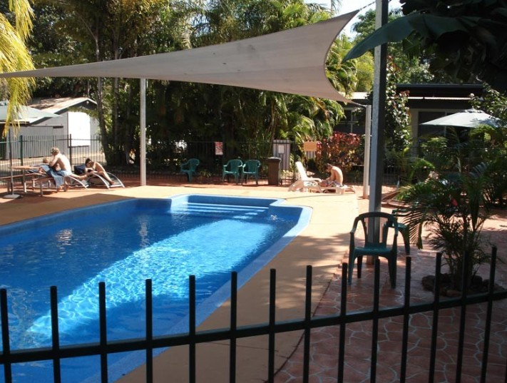 Shady Glen Tourist Park - Accommodation Whitsundays