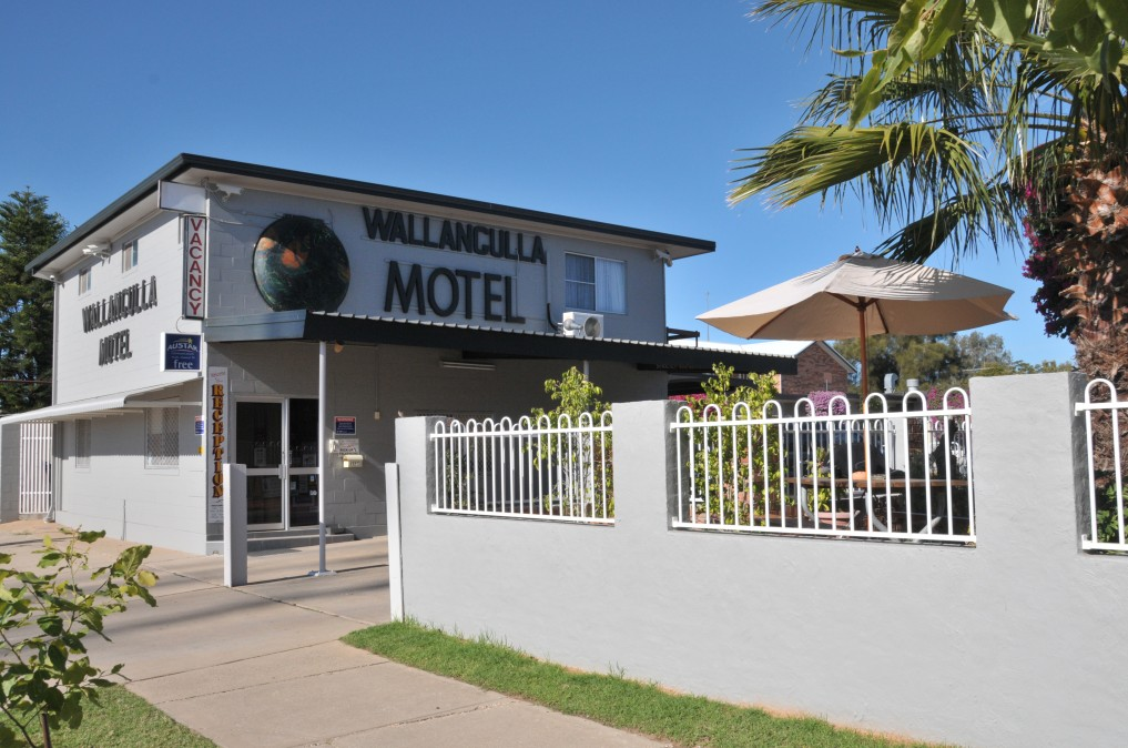 Wallangulla Motel - Accommodation Whitsundays