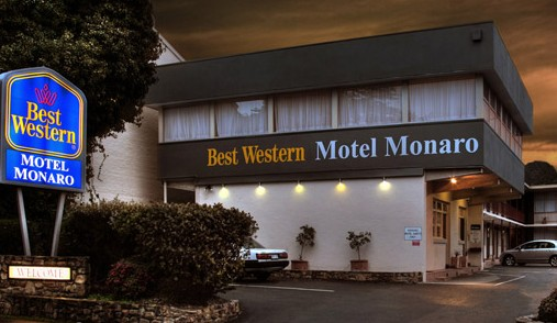 Best Western Motel Monaro - Accommodation Whitsundays