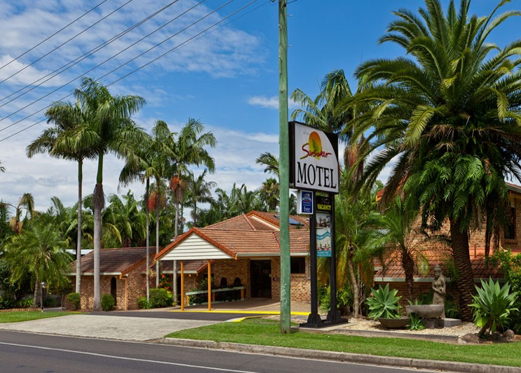 Byron Sunseeker Motel - Accommodation Whitsundays