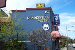 Gladesville Motel - Accommodation Whitsundays
