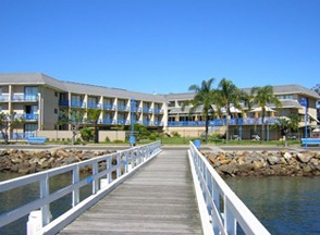 Mariners On The Waterfront - Accommodation Whitsundays