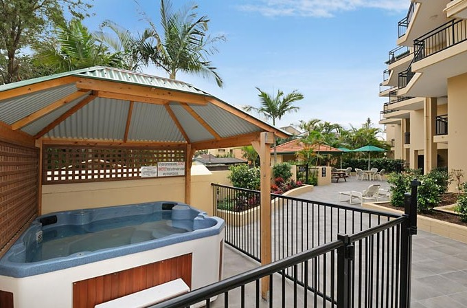 Windsurfer Resort - Accommodation Whitsundays