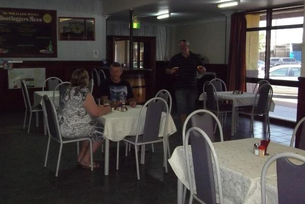 Goldfields Hotel Motel - Accommodation Whitsundays
