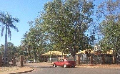 Outback Caravan Park - Accommodation Whitsundays