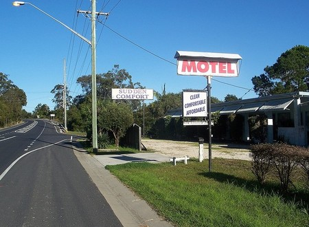 Sudden Comfort Motel - Accommodation Whitsundays
