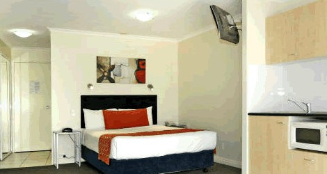 The Wellington Apartment Hotel - Accommodation Whitsundays
