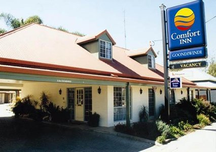 Comfort Inn Goondiwindi - Accommodation Whitsundays