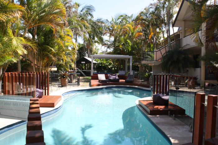 Outrigger Bay Apartments - Accommodation Whitsundays