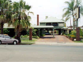 Pioneer Lodge Motel - Accommodation Whitsundays