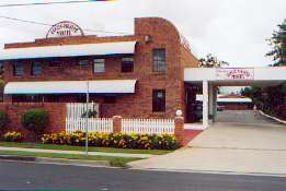 Aspley Pioneer Motel - Accommodation Whitsundays