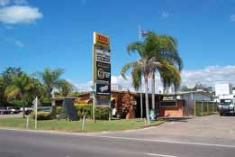 Queens Beach Motor Hotel - Accommodation Whitsundays