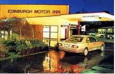 Edinburgh Motor Inn - Accommodation Whitsundays