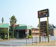 Comfort Inn PRINCETON - Accommodation Whitsundays