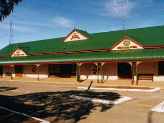Kimba Community Hotel/motel - Accommodation Whitsundays
